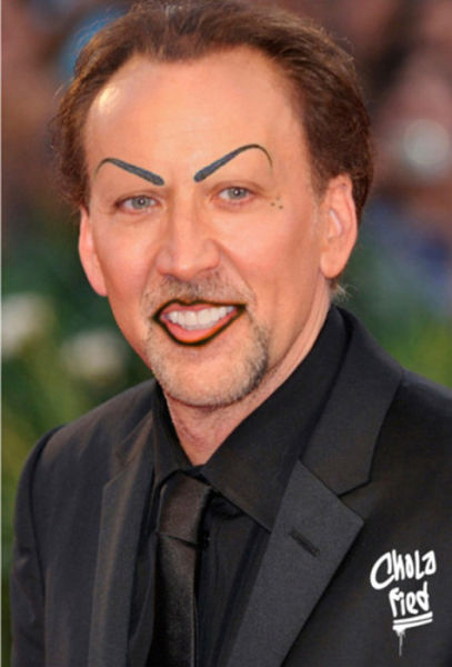 What If Celebrities Were Cholas