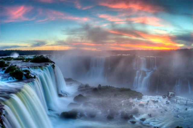 Great Pictures of Iguazu Falls