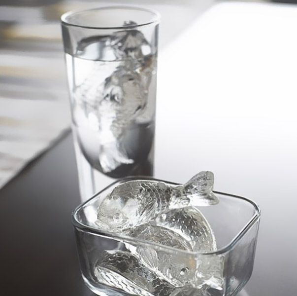 Not Your Average Ice Cube Trays