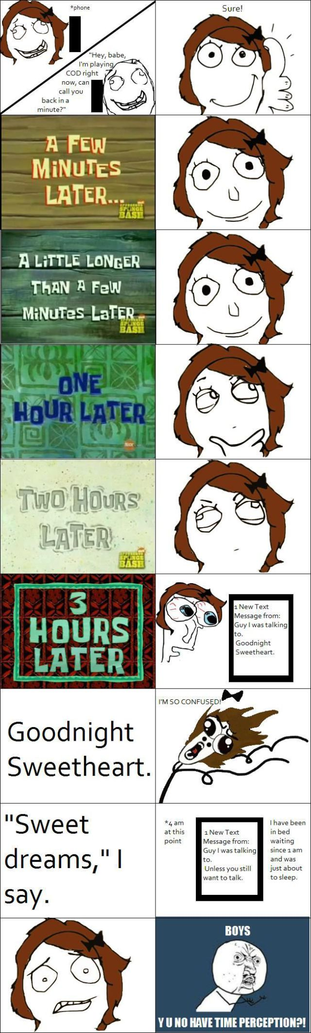 Funny Selection of Rage Comics. Part 7