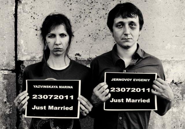 Not Your Normal Wedding Photos