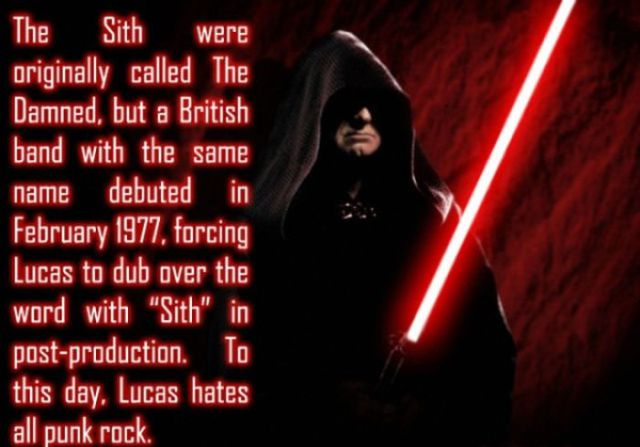 Amazing Facts about the Star Wars