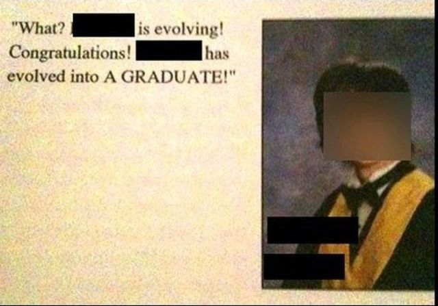 My Yearbook Quote Rules