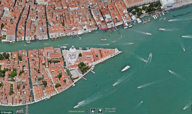 Spectacular Google Earth Aerial Photos