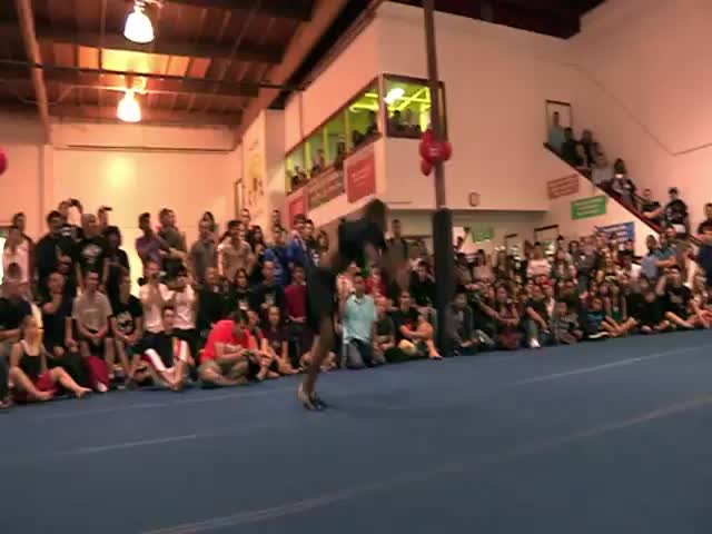 Insane Jumps and Flips