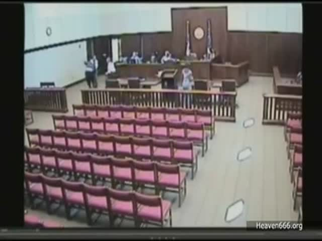 The Great Escape of the Courtroom