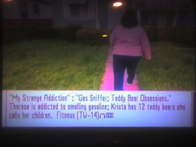 """""""My Strange Addiction"""" Screen Captions That Will Fill You With Fear"""