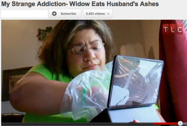 my strange addiction videos