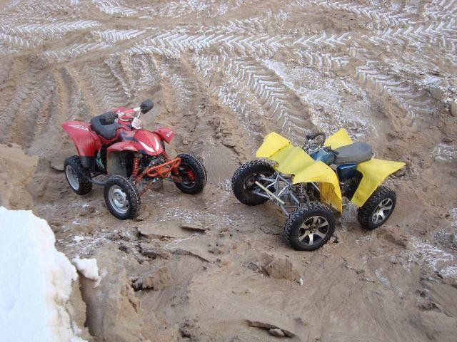 Scrap Metal Becomes ATV