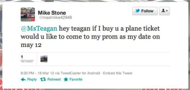 Teen Invites Porn Stars to His Prom Night via Twitter