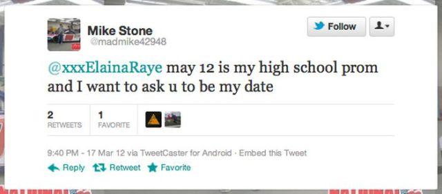 Teen Invites Porn Stars to His Prom Night via Twitter