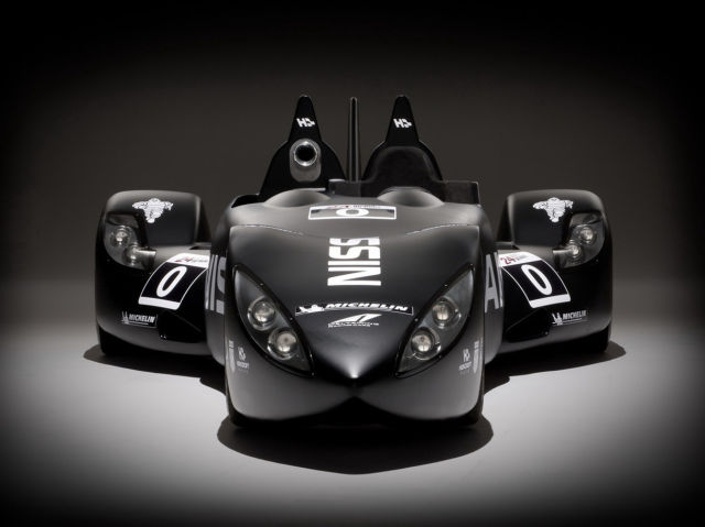 DeltaWing Racing Car