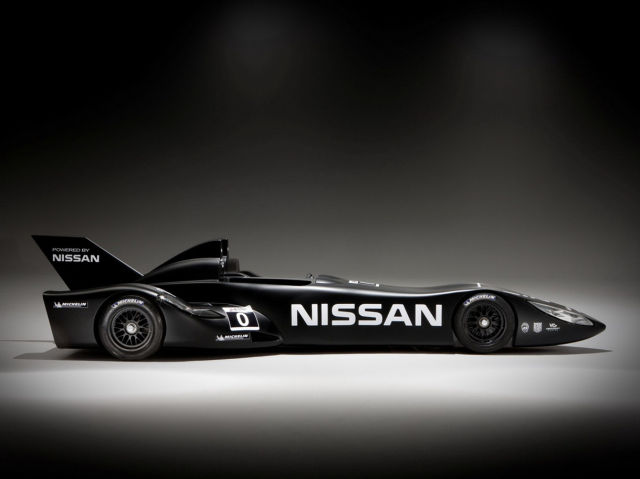 DeltaWing Racing Car