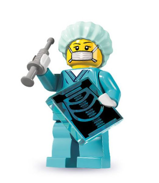 History of Lego Minifigures' Invasion of the Earth