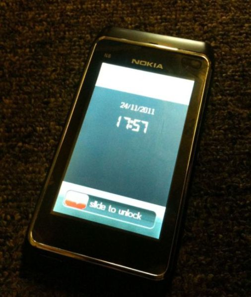 Improved Chinese Modification of Nokia N8