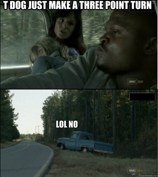 """The Walking Dead"" Season Two Meme Collection"