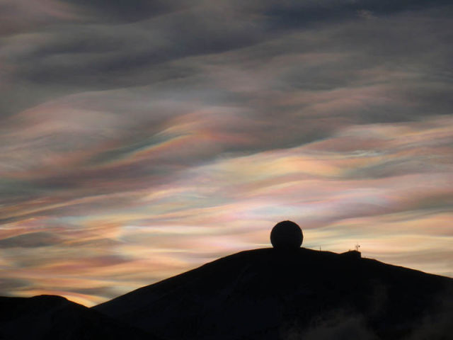 Unique Cloud Formations