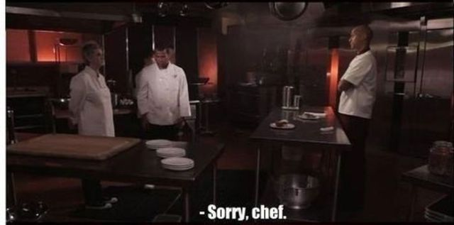 Chef Is a Skillful Troll