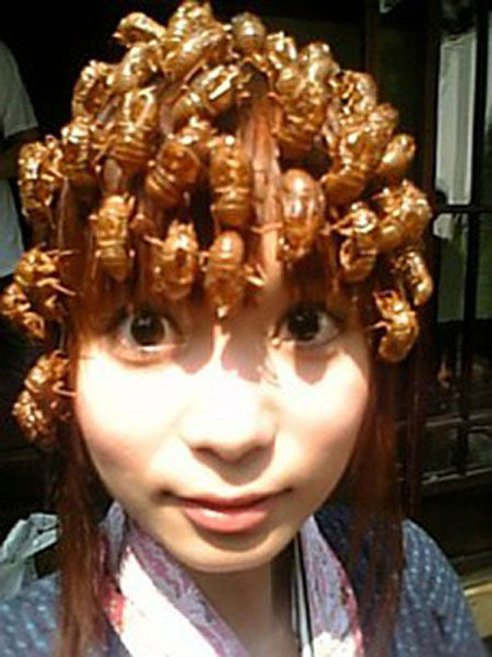 Freakish Asian Hairstyles 30 Pics Picture 14