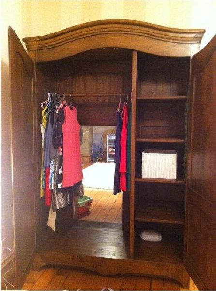 Real Narnia Wardrobe