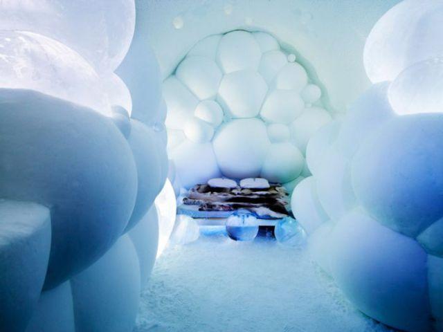 Spectacular Icehotel in Sweden