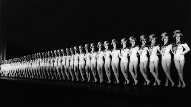 Black and White Retrospective of the 20th Century