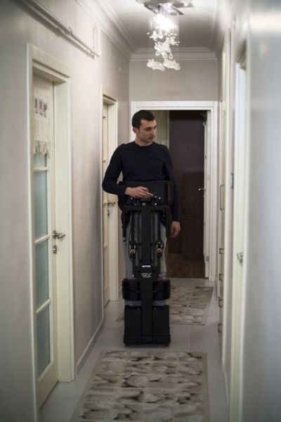 Innovative Robotic Device to Replace the Wheelchairs
