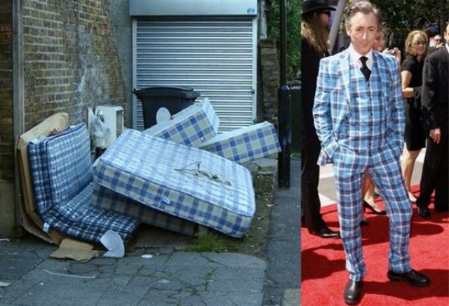 Some Celebrities Resemble Mattresses