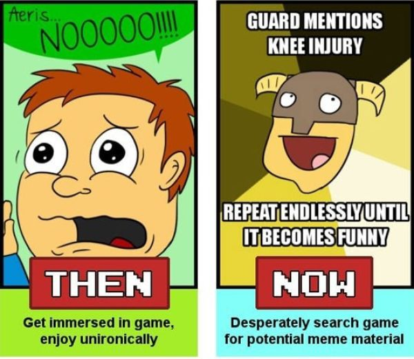 The Unfortunate Evolution of Gaming