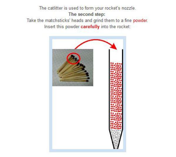 DIY Pen Rocket