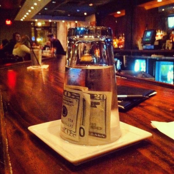 If You Tip Like This, Then F#ck You
