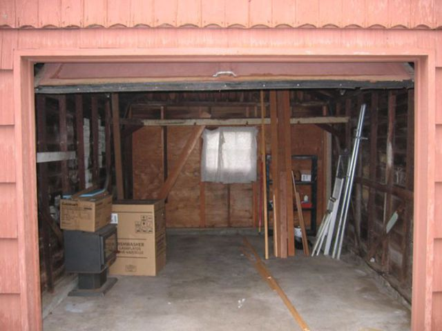 Old Garage Turned into a Little House