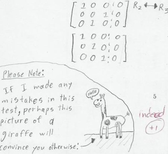 Teachers' Best Humorous Comebacks