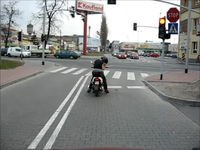 Be Careful When Honking at Someone in Poland