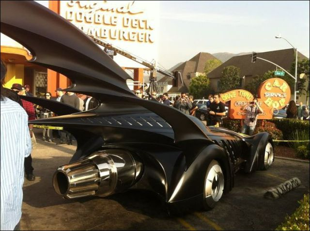 All the Batmobiles in One Place