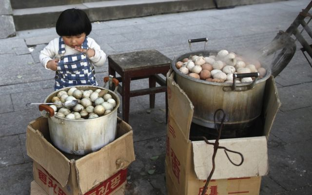 Special Eggs from China Which You Will Never Eat
