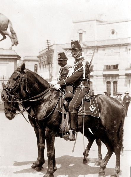 Cops at the Beginning of the 20th Century