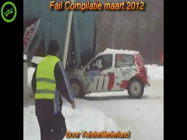 Compilation of March Fails