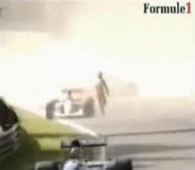 Heroic Deed of Ayrton Senna