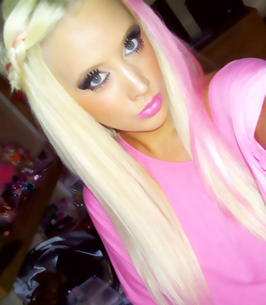 Barbie Doll from Facebook