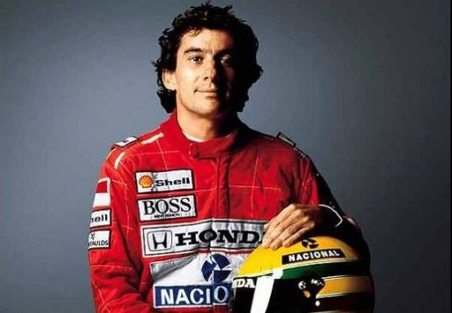 Heroic Deed of Ayrton Senna