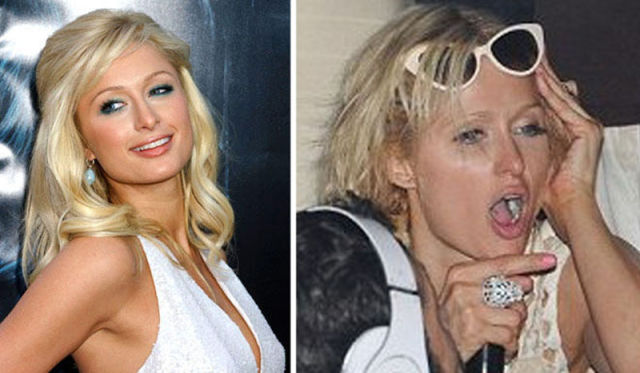 How Do You Like Your Celebs: Drunk or Sober?