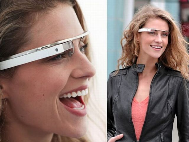 Google's Project Glass – Technology in Your Glasses