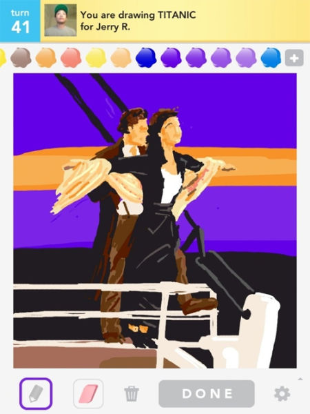 """Awesome """"Draw Something"""" Creations"""