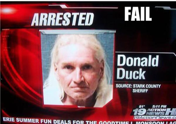 Hilarious Yet Unfortunate Real Names