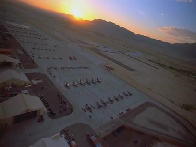 Amazing Jet Fighter Pilot Training Footage