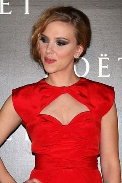What Happened to Scarlett Johansson's Breasts?
