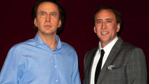 Celebrities Next to Their Wax Look-Alikes