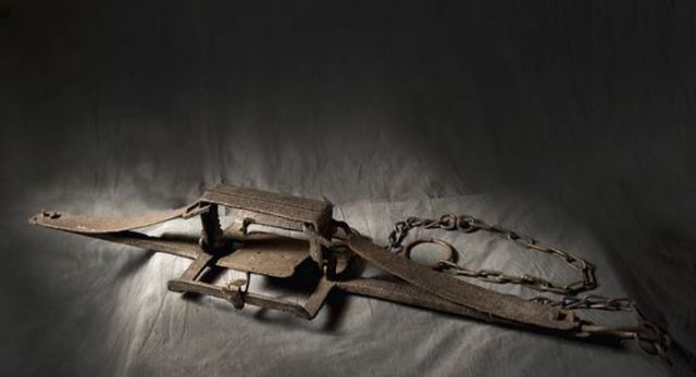Torture Instruments Collection of the Last French Executioner