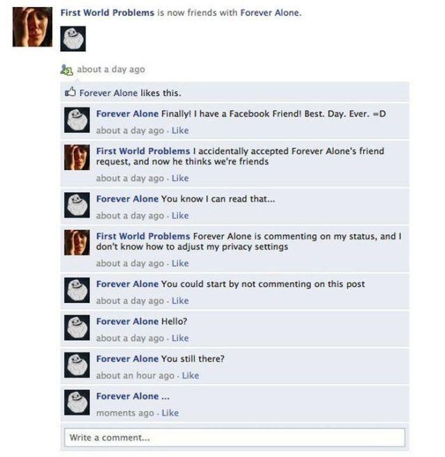 Meme Madness on Facebook